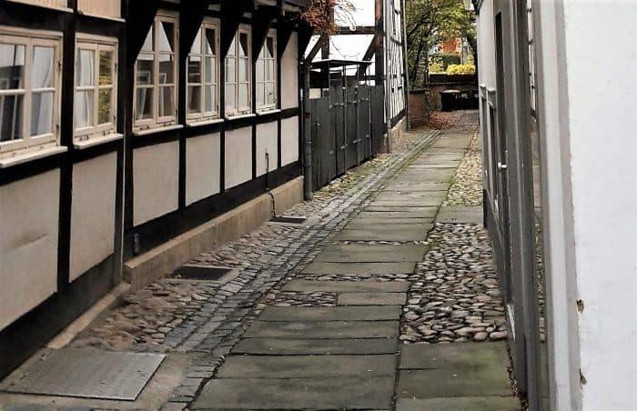 Der Eingang zur Herrendorftwete. Foto: Thomas Ostwald