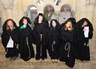 Wie die Mönche einst lebten, ist ein Thema der Workshops. Foto: Andreas Greiner-Napp