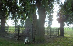 Der 1815 zu Ehren Karl Wilhelm Ferdinand aufgestellte Obelisk. Foto: Museum Hassenhausen / Manuela Dußa