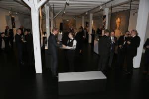 : Ein Blick in die wunderbar gelungene neue Ausstellung des Museums Schloss Fürstenberg. Foto: Museum Schloss Fürstenberg