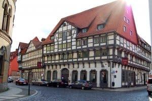 Das Knochenhauer-Haus zählt zu den ältesten erhaltenen Fachwerkhäusern Braunschweigs. Foto: Thomas Ostwald
