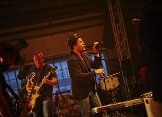Jan-Josef Liefers spielte mit seiner Band Radio Doria bereits beim Welterbeopenair. Foto: Veranstalter