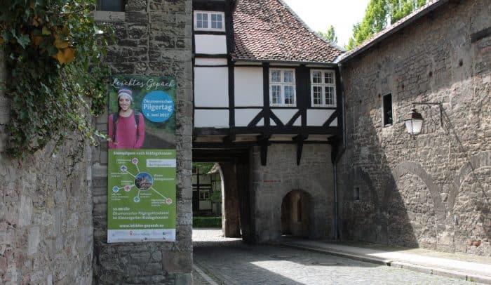 Klosterkirche Riddagshausen erwartet viele Pilger. Foto: Meike Buck