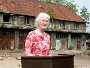 Ursula Hellert. Foto: Siegfried Nickel
