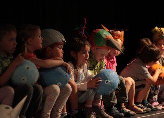 Wilde Tiere im Theater Fadenschein. Foto: Meike Buck