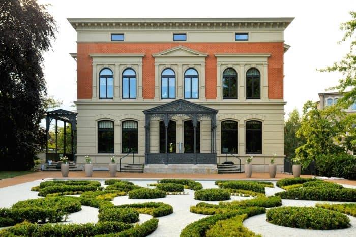 Das Haus der Stiftungen, in dem unter anderen auch die Stiftung Braunschweigischer Kulturbesitz untergebracht ist. Foto: Andreas Greiner-Napp