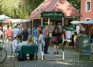 Der Riddagshäuser Dorfmarkt lockt in diesem Jahr mit 170 Ständen. Foto: Riddagshäuser Bürgerschaft
