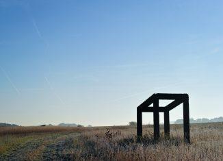 Die vom Militär geprägte Landschaft an der ehemaligen deutsch-deutschen Grenze. Foto: Braunschweigische Landschaft/Andreas Greiner-Napp