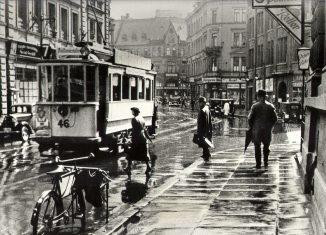 Blick in die Friedrich-Wilhelm-Straße. Foto: Kultviertel e.V.