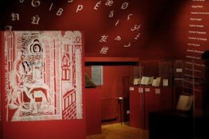 Impressionen der neuen Ausstellung im Eulenspiegel-Museum Schöppenstedt. Foto: Meike Buck