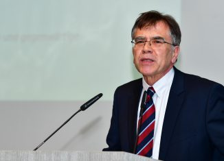 Prof. Dr. Jürgen Osterhammel. Foto: Andreas-Greiner-Napp