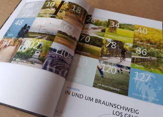 Das Buch besticht durch eine übersichtliche Gliederung. Foto: Sportfreunde Braunschweig e.V.