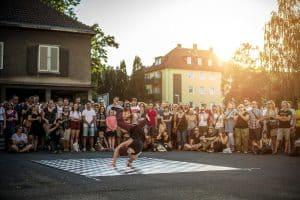 Spektakuläres wird immer geboten. Foto: Stadtfinder/ Sebastian Schollmeyer