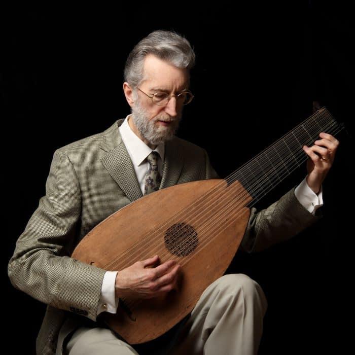 Anthony Bailes wird Musik von Gregorius Huwet zu Gehör bringen, der einige Zeit am Wolfenbütteler Hof lebte. Foto: Festival