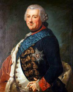 Carl I. ließ den ersten Spargel im Braunschweigischen anbauen. Foto: Archiv Thomas Ostwald