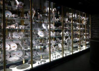 Blick in das neue Schaumagazin. Foto Museum Schloss Fürstenberg