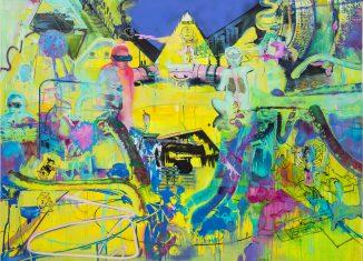 """""""Mass Hysteria on A Planet"""" von Rui Zhang. Foto: Städtisches Museum"""