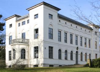 Die Villa von Bülow. Foto: Elmar Arnhold