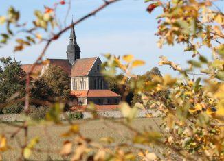 Die Klosterkirche. Foto: der Löwe
