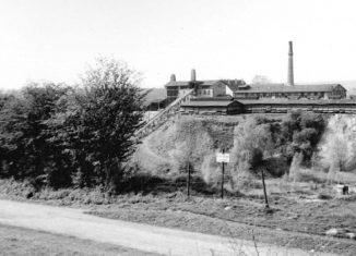 Dampfziegelei am Madamenweg. Foto: Stadtarchiv Braunschweig
