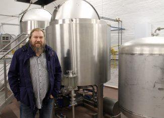 Stefan Speit, Geschäftsführer der National Jürgens Brauerei GmbH. Foto: Der Löwe