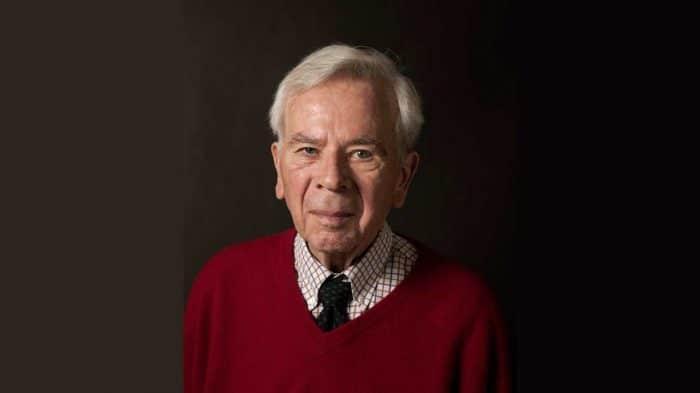 Prof. Dr. Werner Knopp †. Foto: SPK