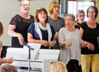 """Das Projekt """"Singende Landschaft"""" will mehr Menschen zum Singen motivieren. Foto: Kontaktstelle Musik Region Braunschweig"""