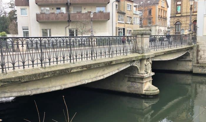 Die Ferdinandbrücke. Foto: Der Löwe