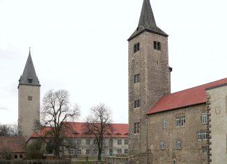 Schloss Hessen, heute. Foto: IBR