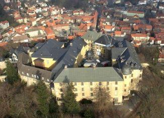 Das Große Schloss Blankenburg.