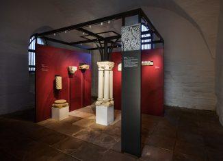 Ende Juni eröffnet die Ausstellung historischer Steine im Zisterzienserkloster Mariental. Foto: privat