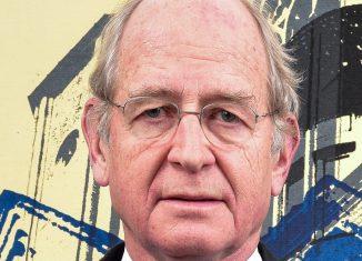 Unternehmer und Stifter Richard Borek. Foto: Andreas Greiner-Napp