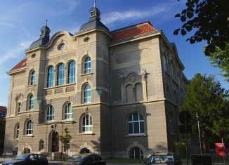 Das Städtische Museum Braunschweig. Foto: Braunschweig Stadtmarketing GmbH / Gerald Grote