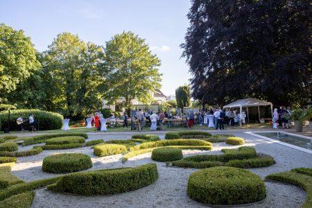 Die Gäste genossen die tolle Atmosphäre. Foto: HdBS / Marek Kruszewski