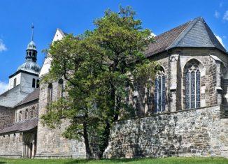 Kloster St. Marienberg. Foto: Andreas Greiner-Napp