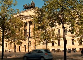 Das rekonstruierte Residenzschloss Braunschweig. Foto Der Löwe / Knut Bussian