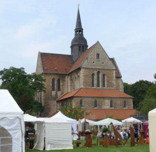Die Klosterkirche bildet das Zentrum des Klosterareals. Foto: Förderverein Riddagshausen