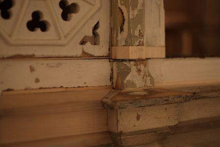 Die Schäden waren deutlich sichtbar. Foto: Meike Buck