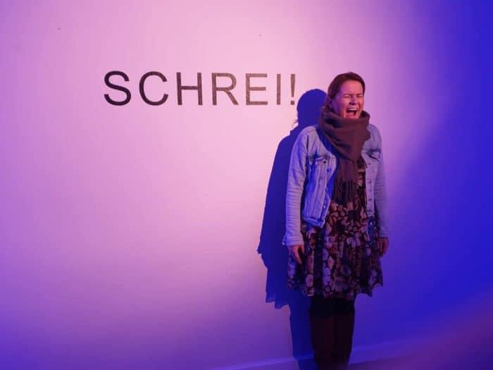Situation in der Ausstellung. Foto: Die Braunschweigische Stiftung