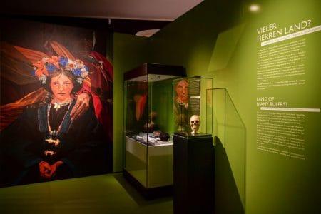 Blick in die Ausstellung. Foto: SBK/ Andreas Greiner-Napp