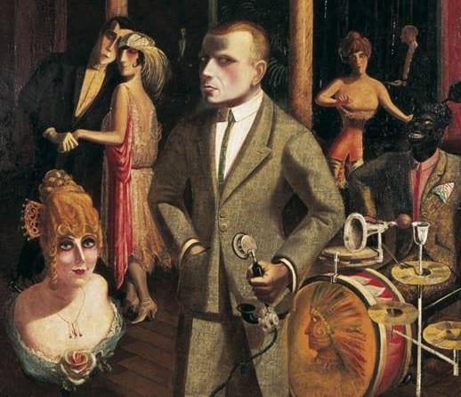 """An die Schönheit"""", Otto Dix, 1922. Ausgestellt 1927 bei der Ausstellung """"Otto Dix"""" der Vereinigung für junge Kunst. Foto: Von der Heydt-Museum, Wuppertal"""