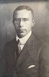 Ernst Beyersdorff. Foto: Landesmuseum Oldenburg