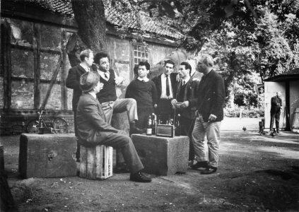 Die Italiener sorgten in den 1960er Jahren für heitere Stimmung. Foto: JHM Verlag, Rosemarie Rohde