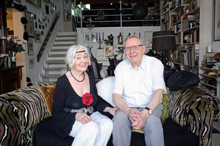 Rosemarie und Eberhard Rohde. Foto: JHM Verlag, Holger Isermann
