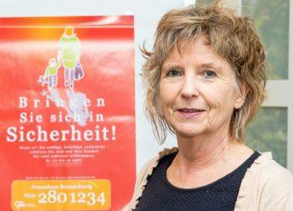 Gudrun Meurer-Hageroth geht nach 19 Jahren als Leiterin des Braunschweiger Frauenhauses in den Ruhestand. Foto: Philipp Ziebart/BestPixels.de