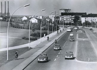 Der Käfer bestimmte das Straßenbild in Wolfsburg. Foto: JHM Verlag, Rosemarie Rohde