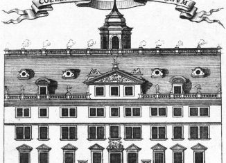 Collegium Carolinum um 1800. Foto: IBR