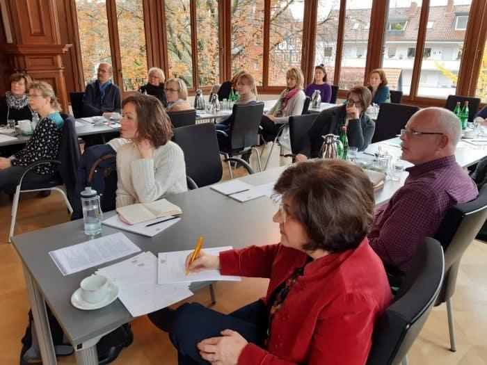 Die Vorträge und Workshops im Haus der Braunschweigischen Stiftungen bieten Mitarbeitern von Stiftungen die Möglichkeit zur Weiterbildung. Foto: HdBS/Andreas Greiner-Napp