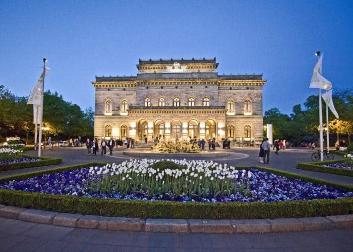 Das Staatstheater ist ein herausragender Bau für die Stadt. Es wurde am 1. Oktober 1861 eingeweiht. Foto: Staatstheater Braunschweig/Stefan Koch