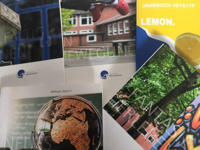 Seit 2015 gibt die NO ein Jahrbuch heraus. Foto: Der Löwe